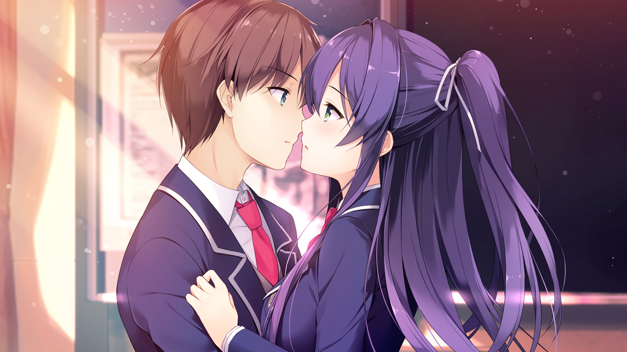 Anime Girl Fucked School