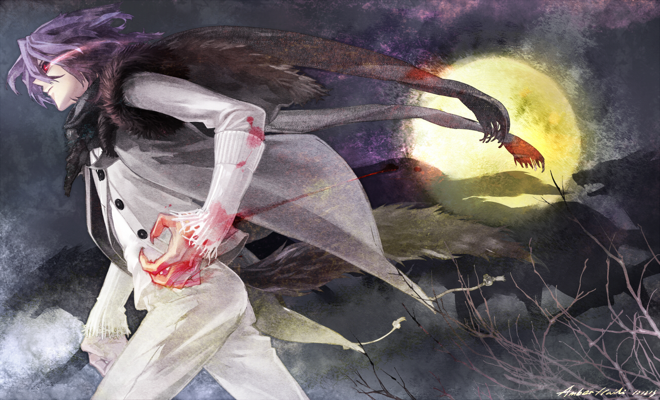 Shiki kurobane datovania démon pruvodce