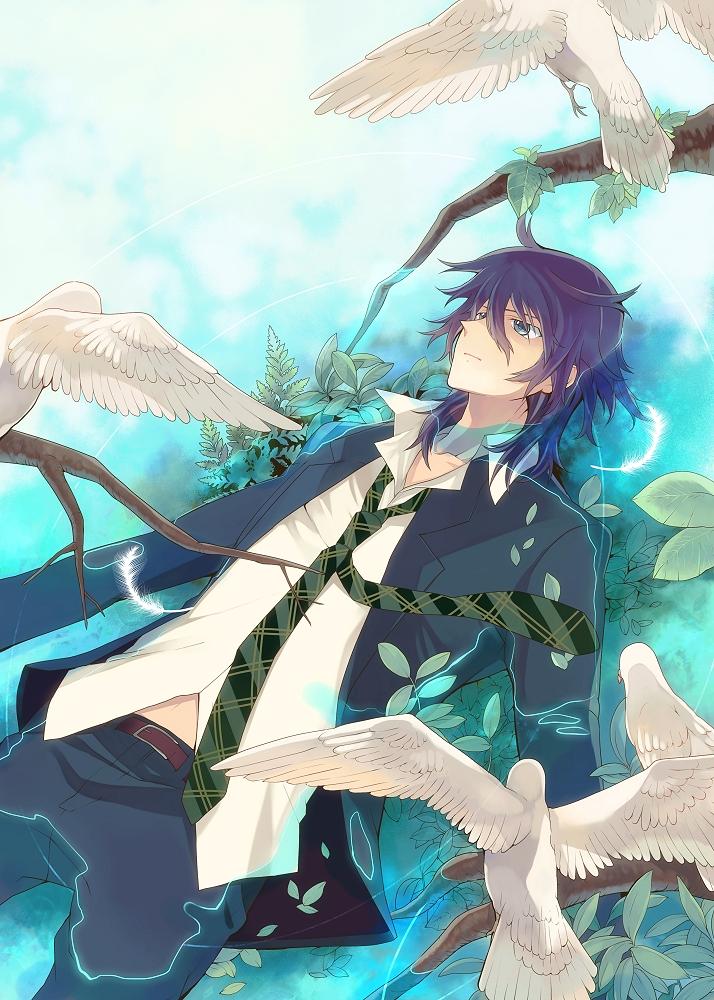 Tags Anime Nic KEVIN Shiki Koide Natsuno Day Dreaming