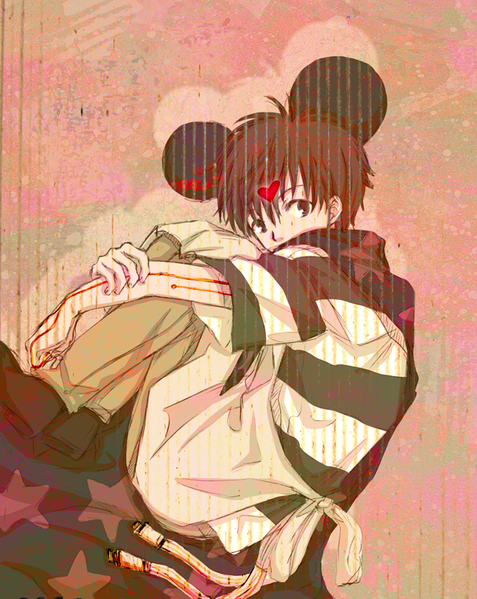 Tags: Anime, Summer Wars, Nise Kenji, Love Machine, Koiso Kenji, Artist Request