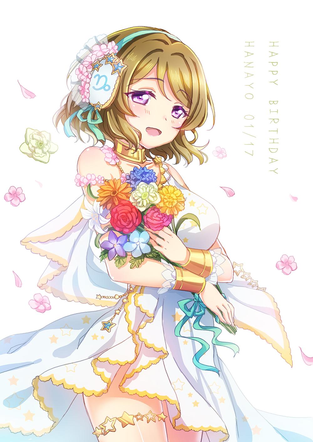 Koizumi Hanayo Hanayo Koizumi Love Live Mobile Wallpaper