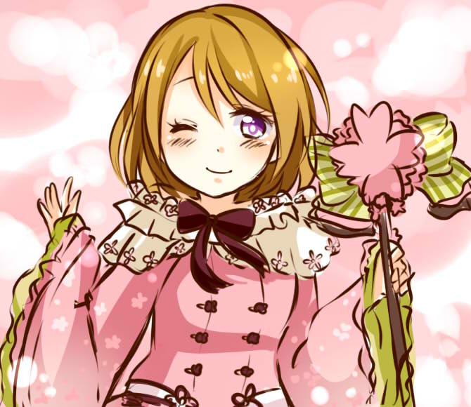 Tags: Anime, Pixiv Id 5845432, Love Live!, Koizumi Hanayo, Pixiv, Fanart, Fanart From Pixiv