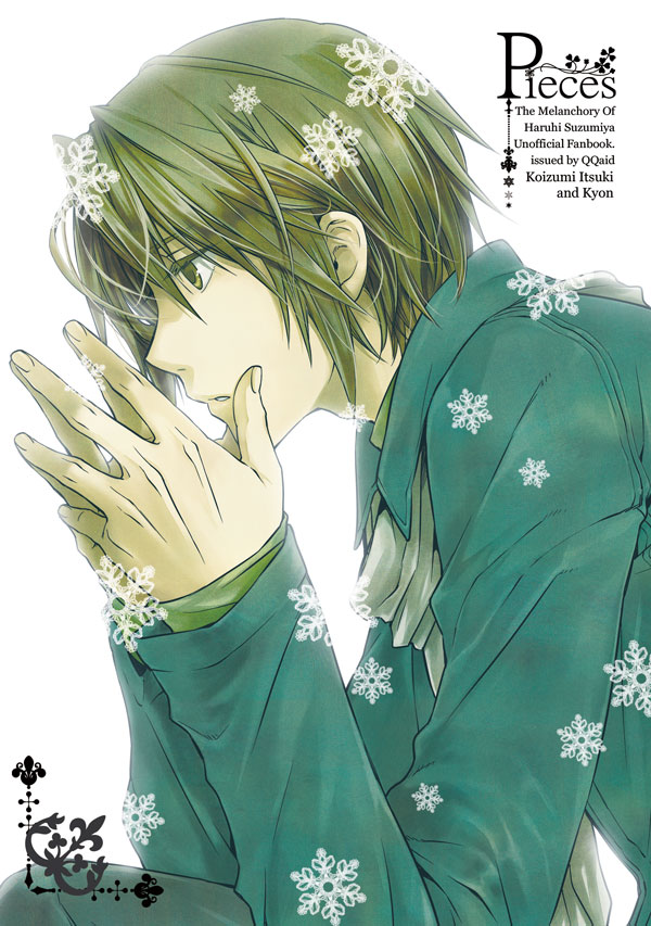 Tags: Anime, Nekoyama Kuro, Suzumiya Haruhi no Yuuutsu, Koizumi Itsuki, Mobile Wallpaper