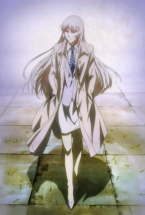 Tags: Anime, Bullets, White Fox, Jormungand, Koko Hekmatyar