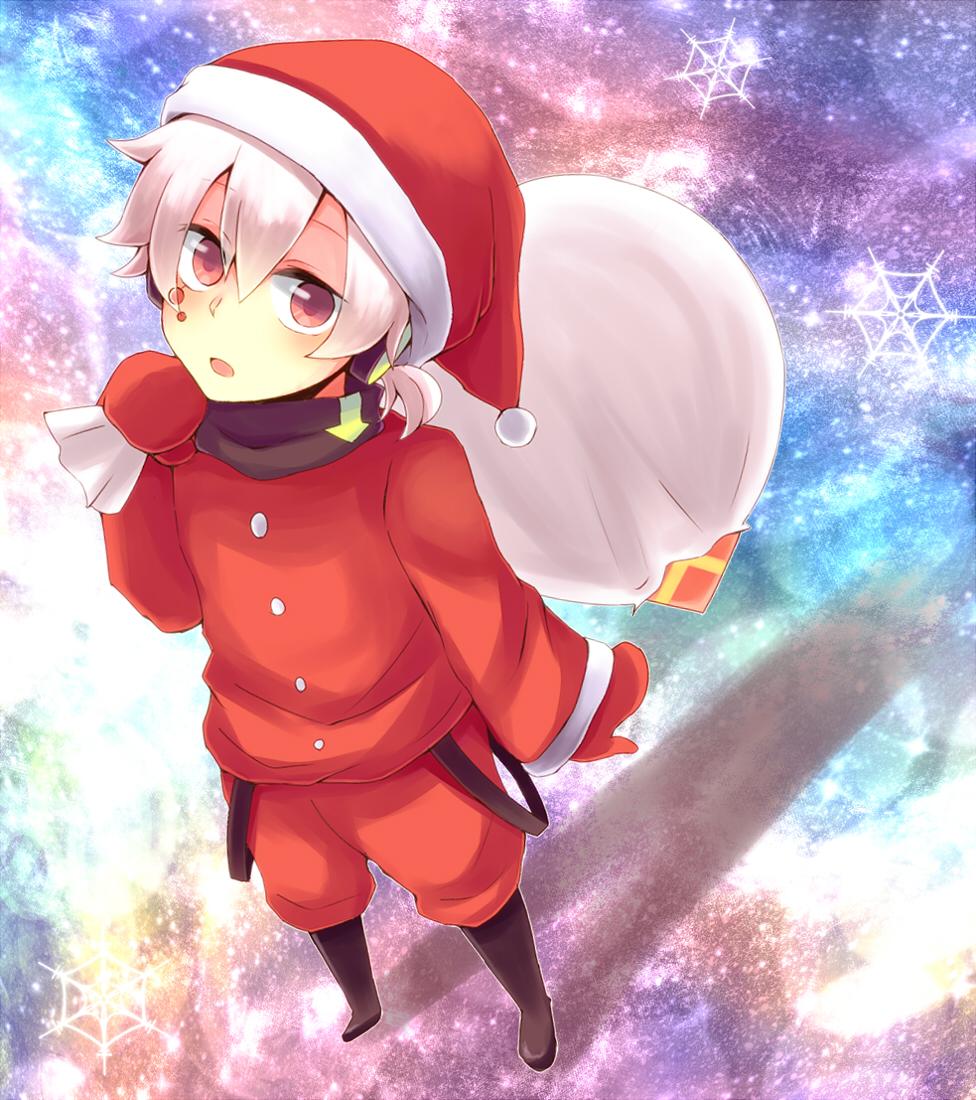 14++ Anime Boy Merry Christmas Wallpaper - Sachi Wallpaper