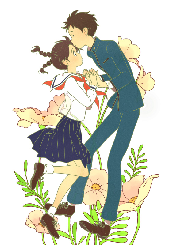 from up on poppy hill english dubbed