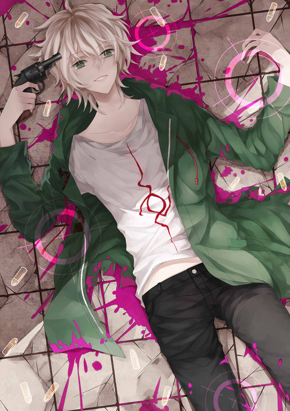 Tags: Anime, Pixiv Id 1794306, Super Danganronpa 2, Komaeda Nagito