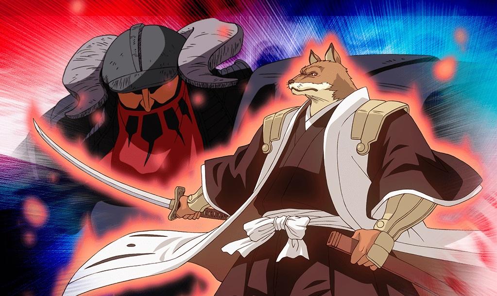 Komamura Sajin Bleach Image 2270703 Zerochan Anime Image Board