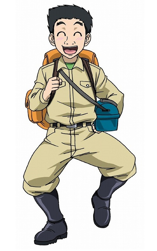 Tags: Anime, Shimabukuro Mitsutoshi, Toriko, Komatsu (Toriko)