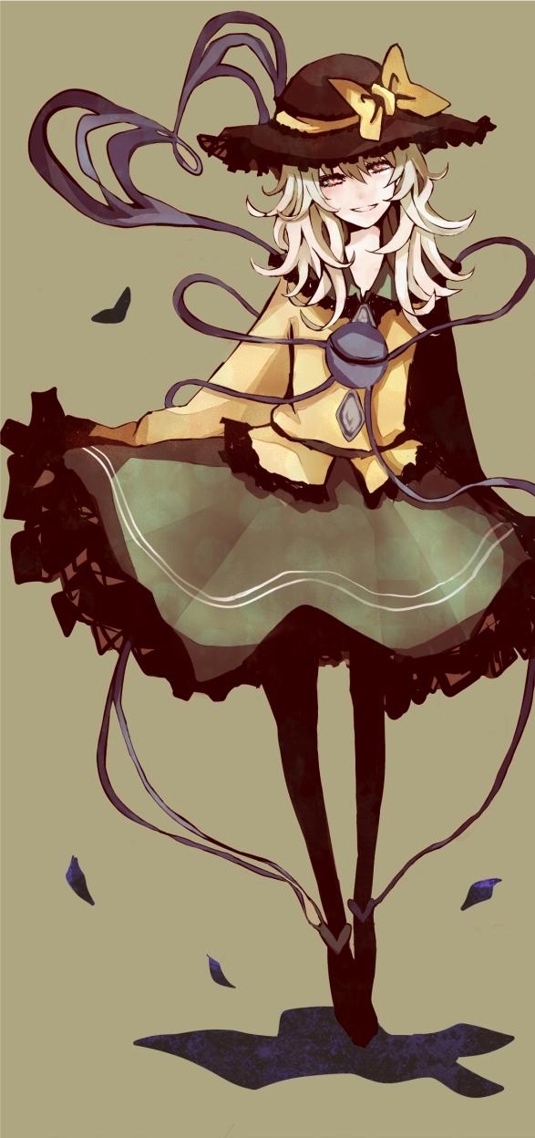 Tags: Anime, Pixiv Id 2592926, Touhou, Komeiji Koishi, Pixiv, Fanart, Fanart From Pixiv, Koishi Komeiji