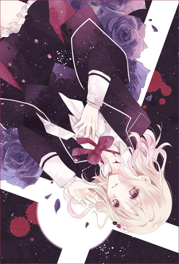 Tags: Anime, Pixiv Id 2119158, Diabolik Lovers ~Haunted dark bridal~, Komori Yui, Mobile Wallpaper