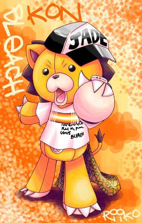 Tags: Anime, BLEACH, Kon (BLEACH), Stuffed Lion