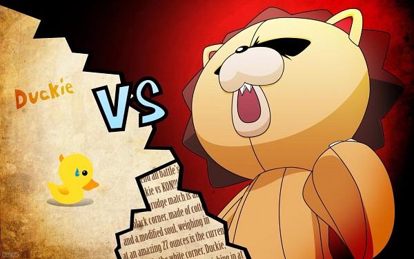 Tags: Anime, BLEACH, Kon, Rubber Duck, Toy, Stuffed Lion