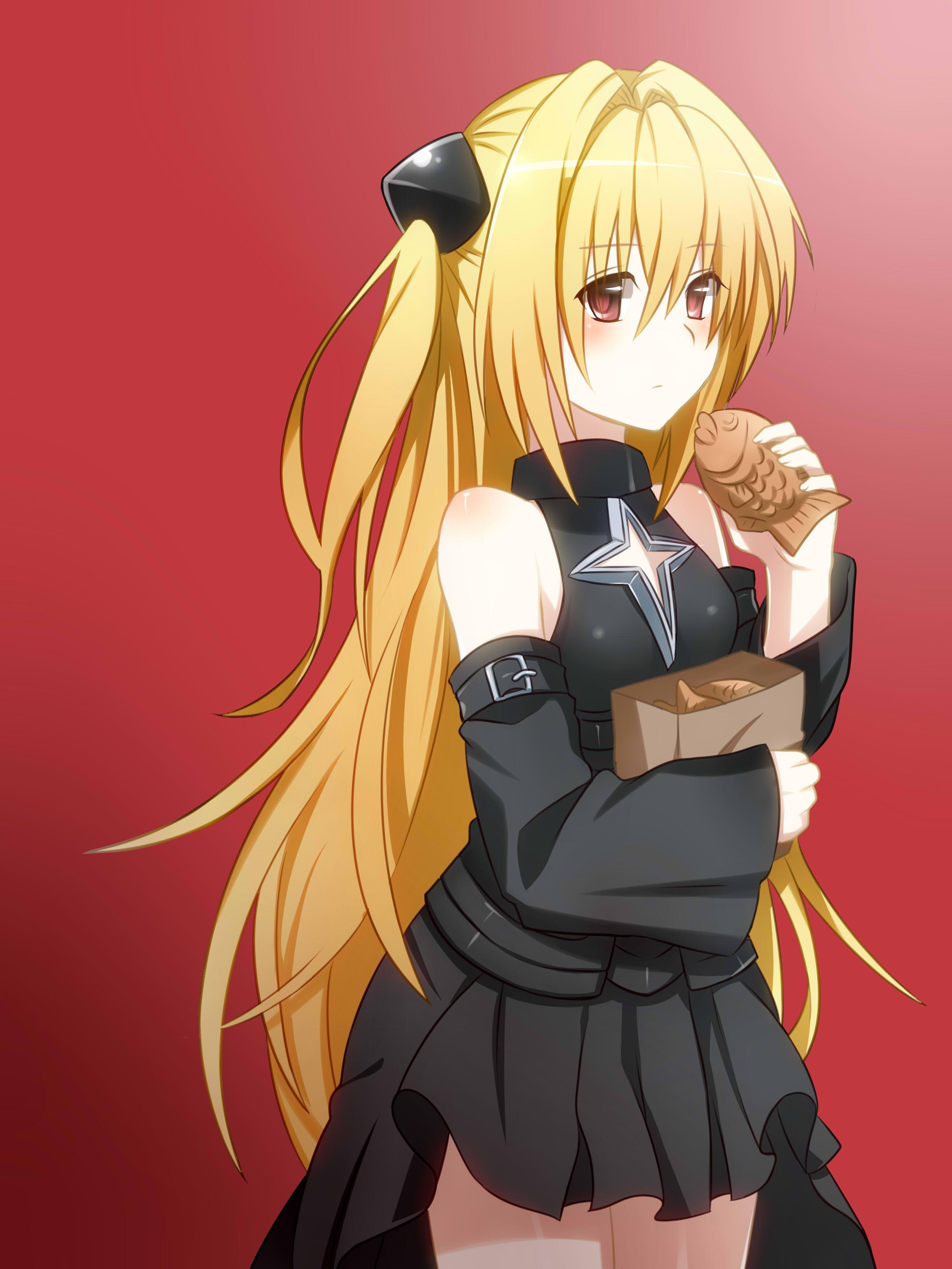 Konjiki No Yami To Love Ru Zerochan Anime Image Board