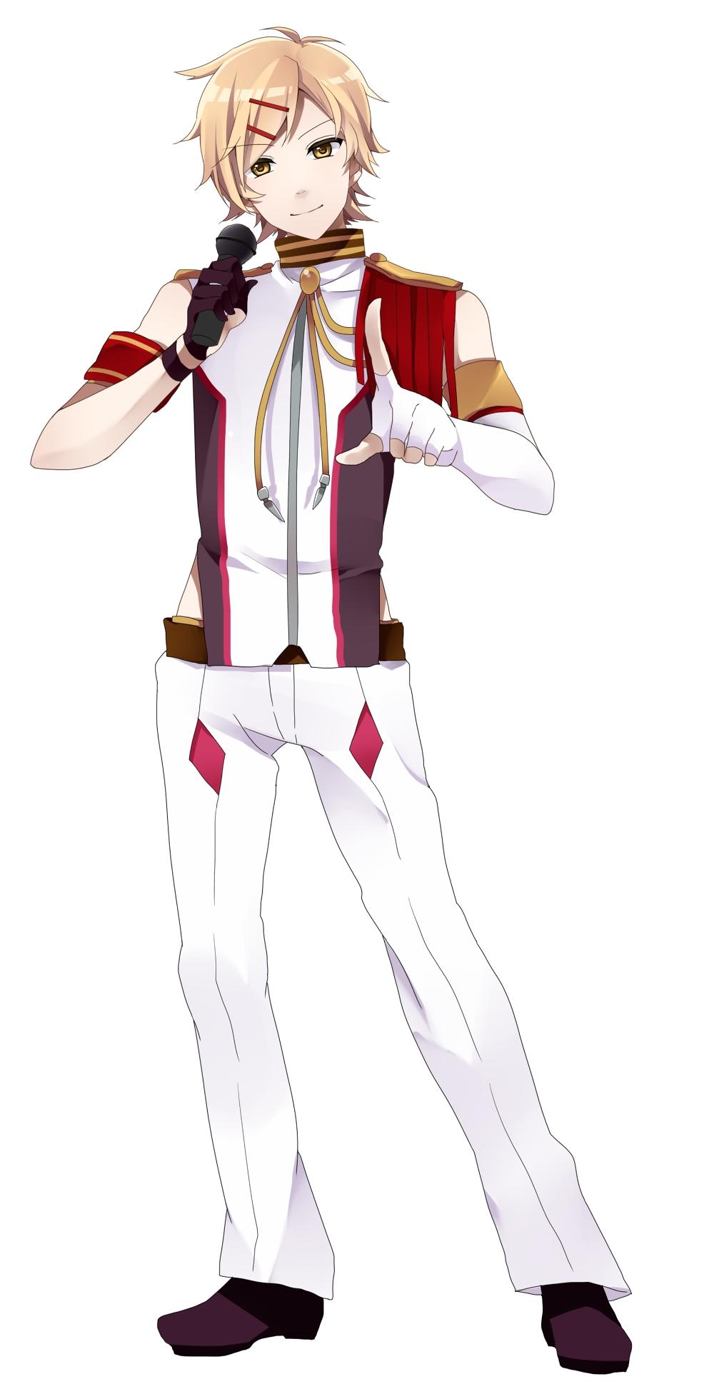 Anime Characters Full Body : Kony nico singer image zerochan anime