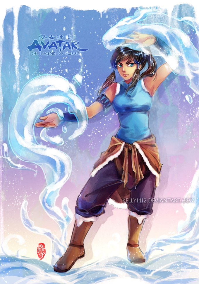 Tags: Anime, Kellylee, Avatar: The Legend of Korra, Korra