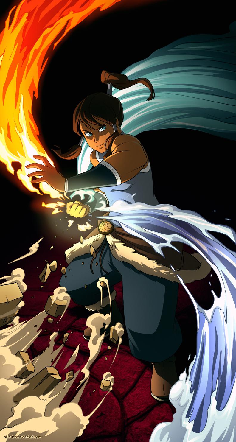 Avatar Korra Staffel 5