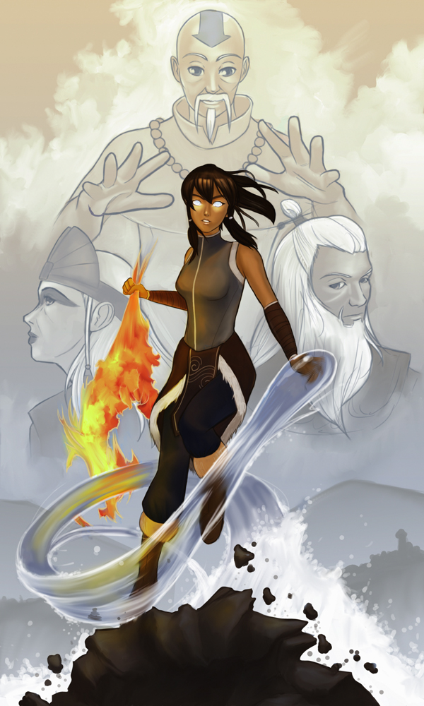 Korra avatar the legend of korra mobile wallpaper 990773 view fullsize korra image voltagebd Images