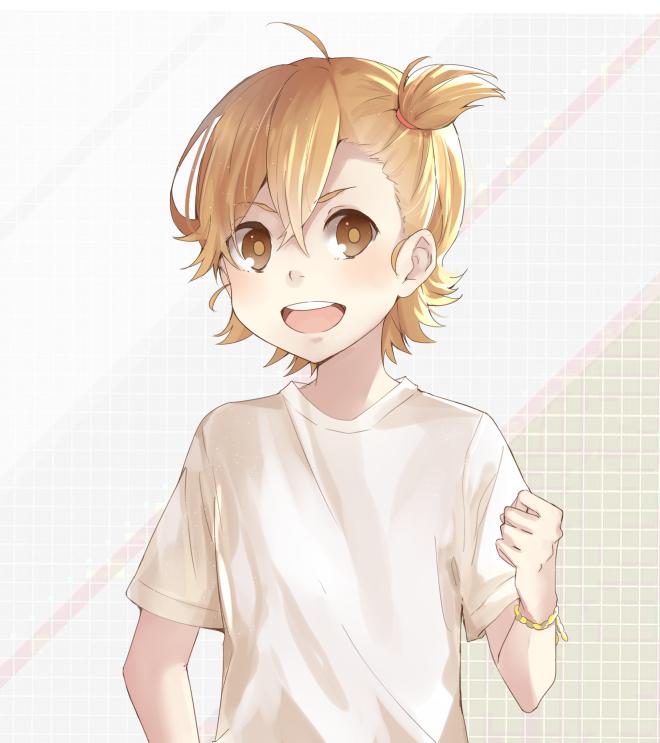 Tags: Anime, Annabel-m, Barakamon, Kotoishi Naru, Pixiv, Fanart, Fanart From Pixiv