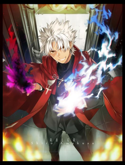 Tags: Anime, Kyou Zip, Fate/Grand Order, Kotomine Shirou (Fate/Apocrypha), Pixiv