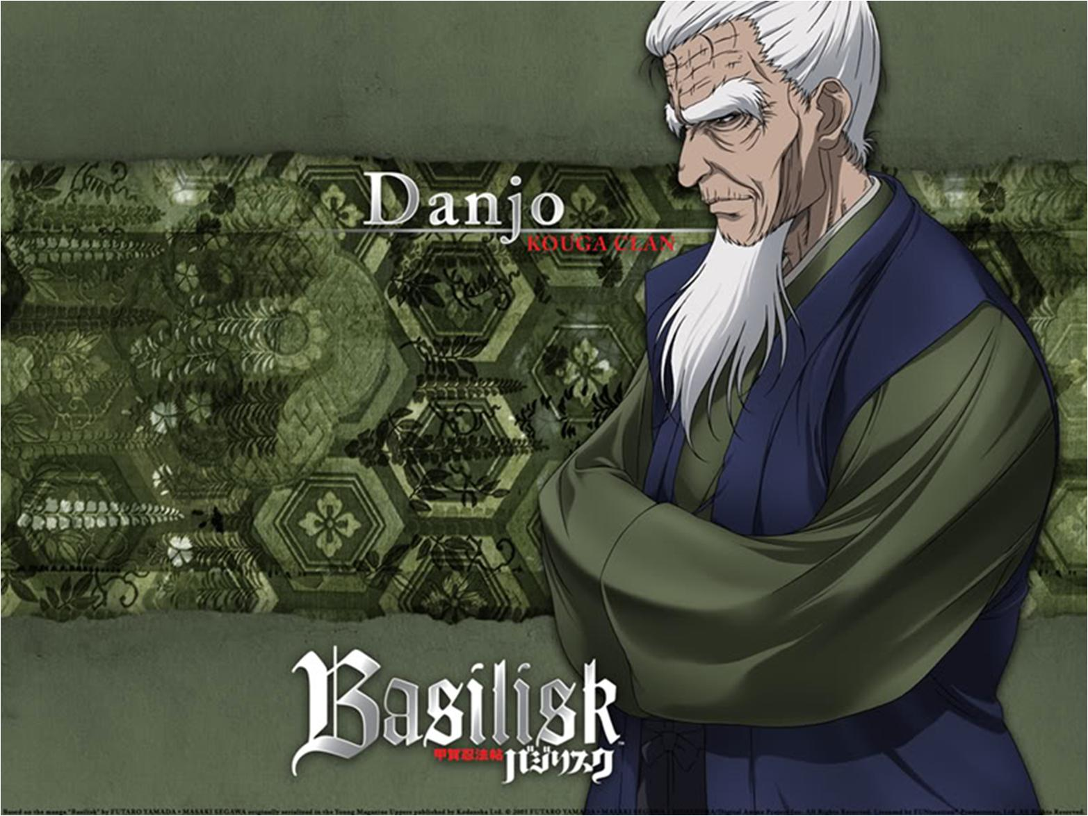 Basilisk - Danjou Kouga