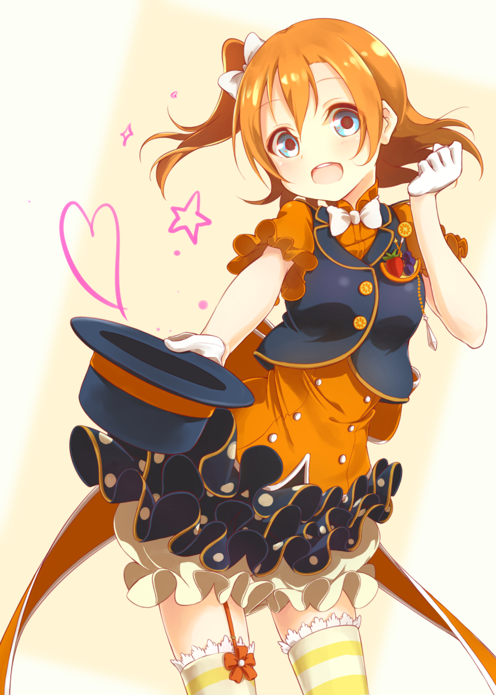 Wallpaper Love Live Tumblr : Kousaka Honoka (Honoka Kousaka) - Love Live! - Image ...