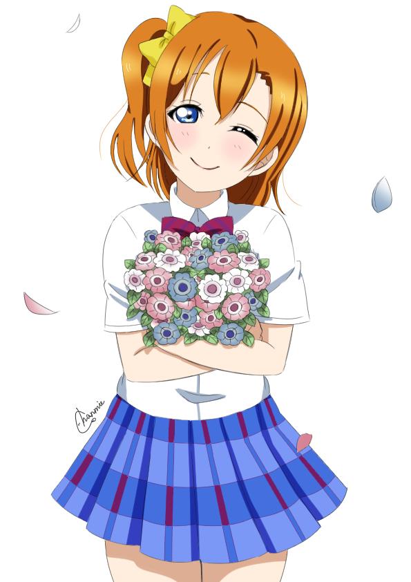 Tags: Anime, Pixiv Id 29660259, Love Live!, Kousaka Honoka, Fanart, Fanart From Pixiv, Pixiv, Honoka Kousaka