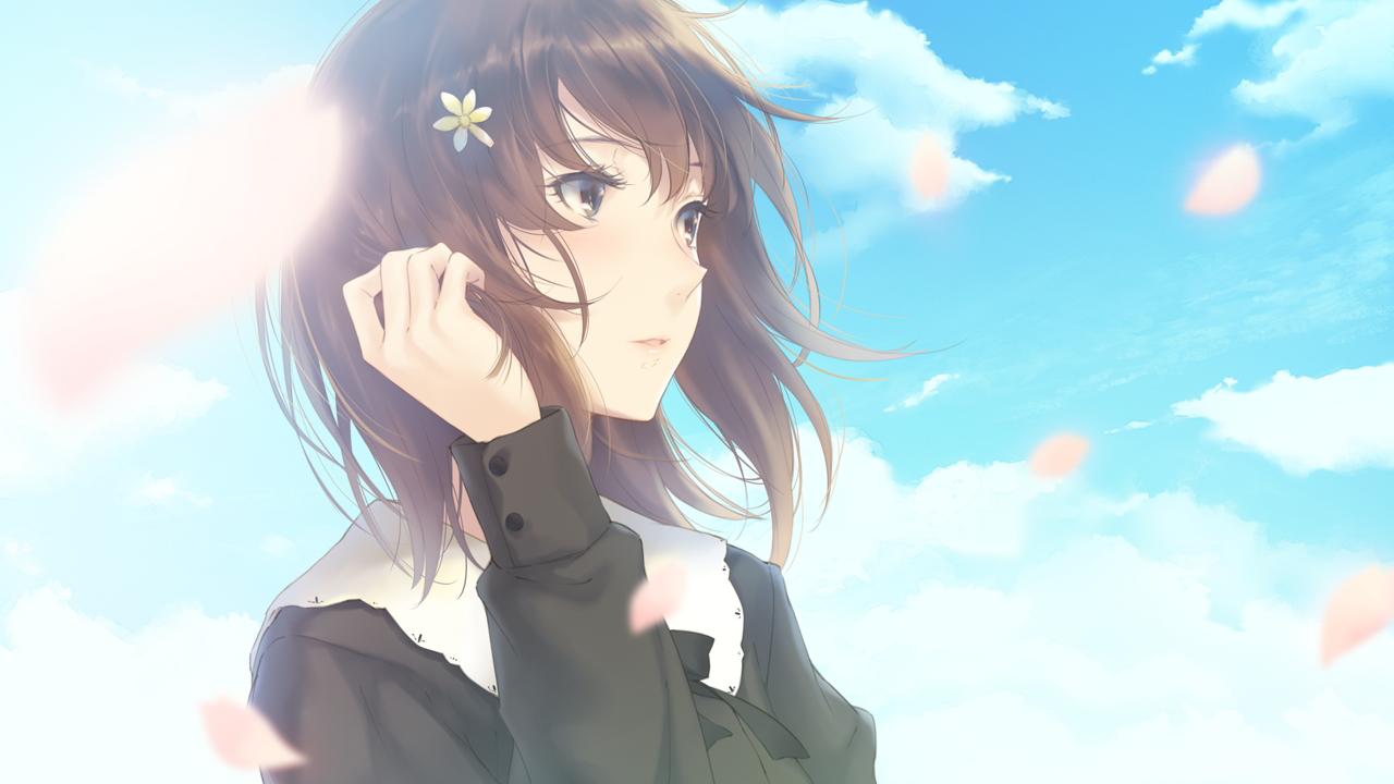 Kousaka Mayuri Flowers Innocent Grey Zerochan Anime Image Board Images, Photos, Reviews