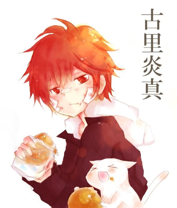 Tags: Anime, Pixiv Id 310248, Katekyo Hitman REBORN!, Kozato Enma, >O<, Fanart, Pixiv
