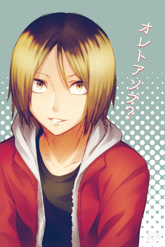 Tags: Anime, Pixiv Id 13549196, Haikyuu!!, Kozume Kenma, Fanart From Pixiv, Mobile Wallpaper, Pixiv, Fanart