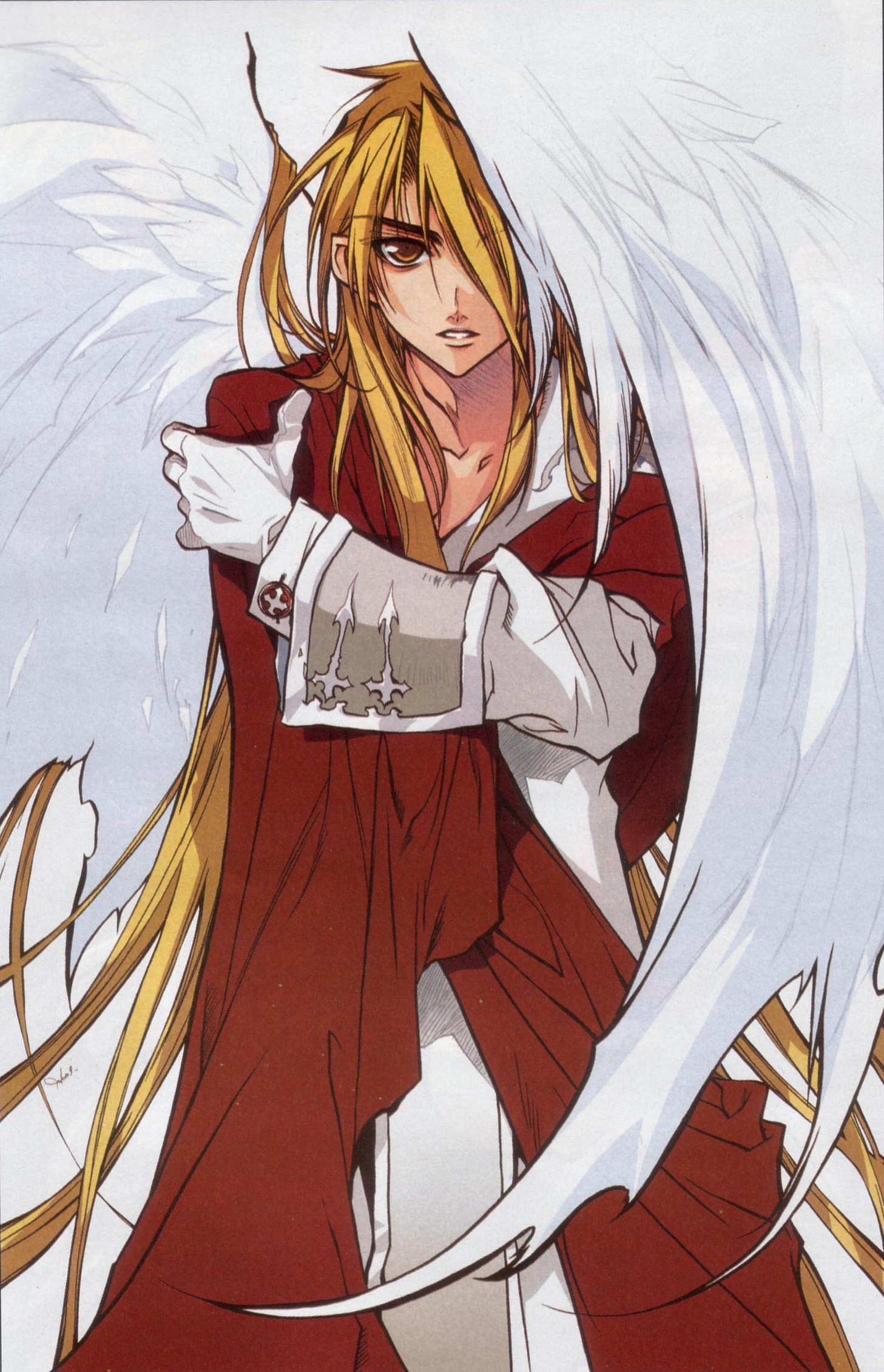 D.N.Angel - Sugisaki Yukiru - Zerochan Anime Image Board