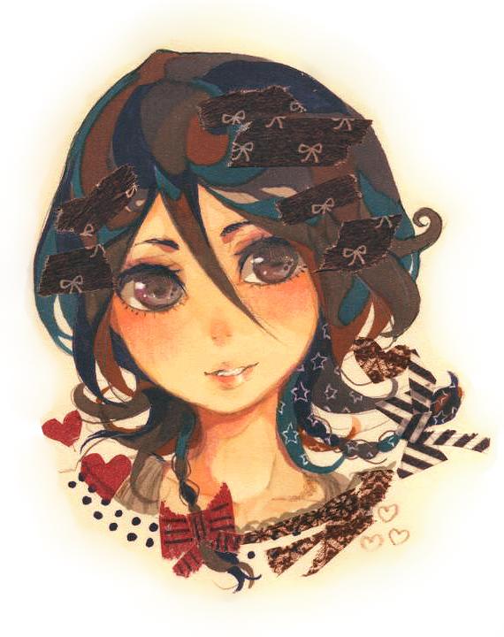 Tags: Anime, Souno Kazuki, BLEACH, Kuchiki Rukia, Pixiv