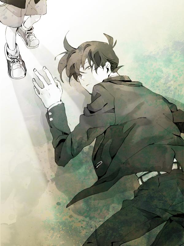 Tags: Anime, rain_drops-ame, Meitantei Conan, Kudou Shinichi, Fanart, Fanart From Pixiv, Pixiv, Jimmy Kudo