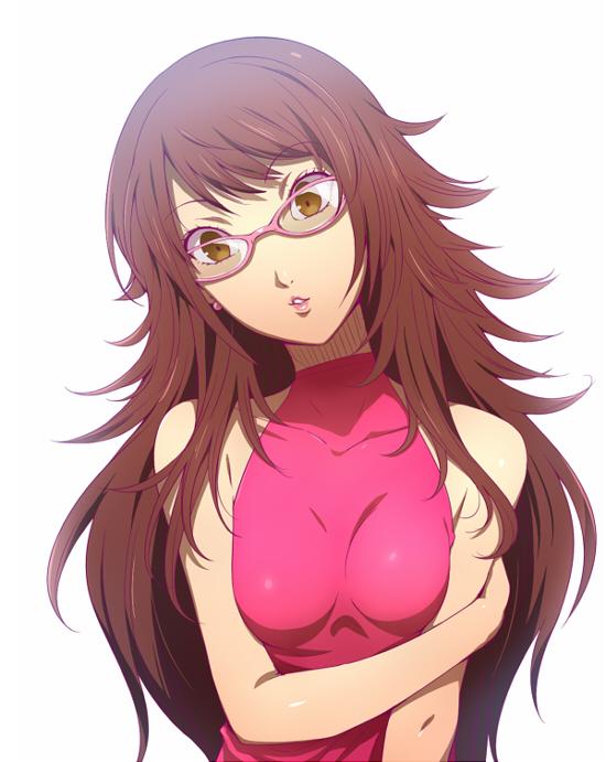 Tags: Anime, Hairu, Shin Megami Tensei: PERSONA 4, Fanart