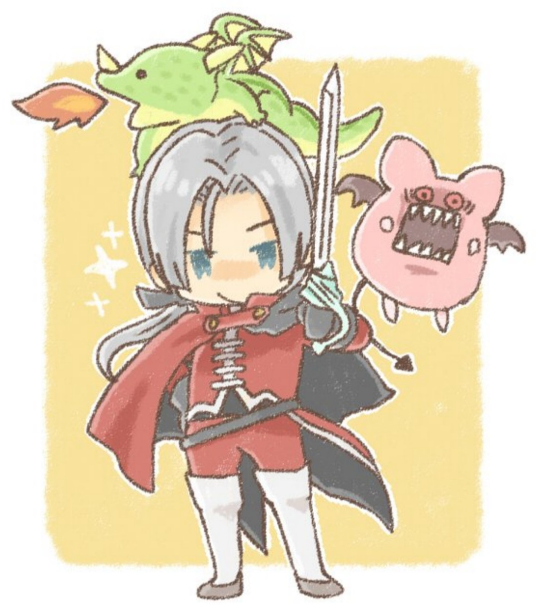 Get Dragon Quest Angelo  Images