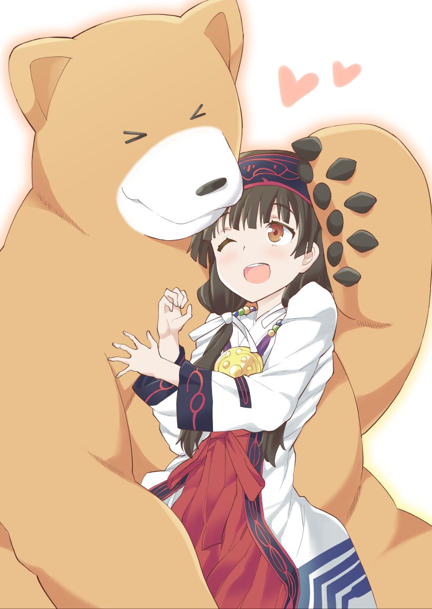 Kuma Miko Zerochan Anime Image Board Images, Photos, Reviews