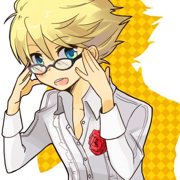 Tags: Anime, Pixiv Id 460180, Shin Megami Tensei: PERSONA 4, Kuma, Pixiv, Fanart, Fanart From Pixiv