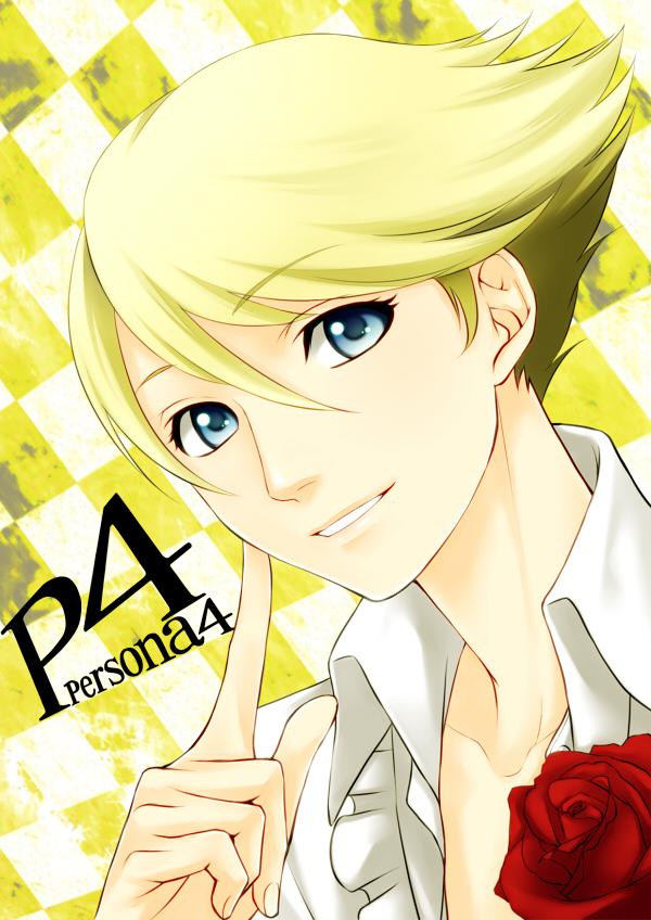 Tags: Anime, Pixiv Id 259157, Shin Megami Tensei: PERSONA 4, Kuma, Pixiv, Fanart From Pixiv, Fanart
