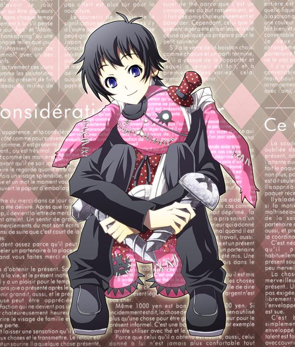 Tags: Anime, Soritari, Medaka Box, Kumagawa Misogi, Screws, Fanart, Pixiv
