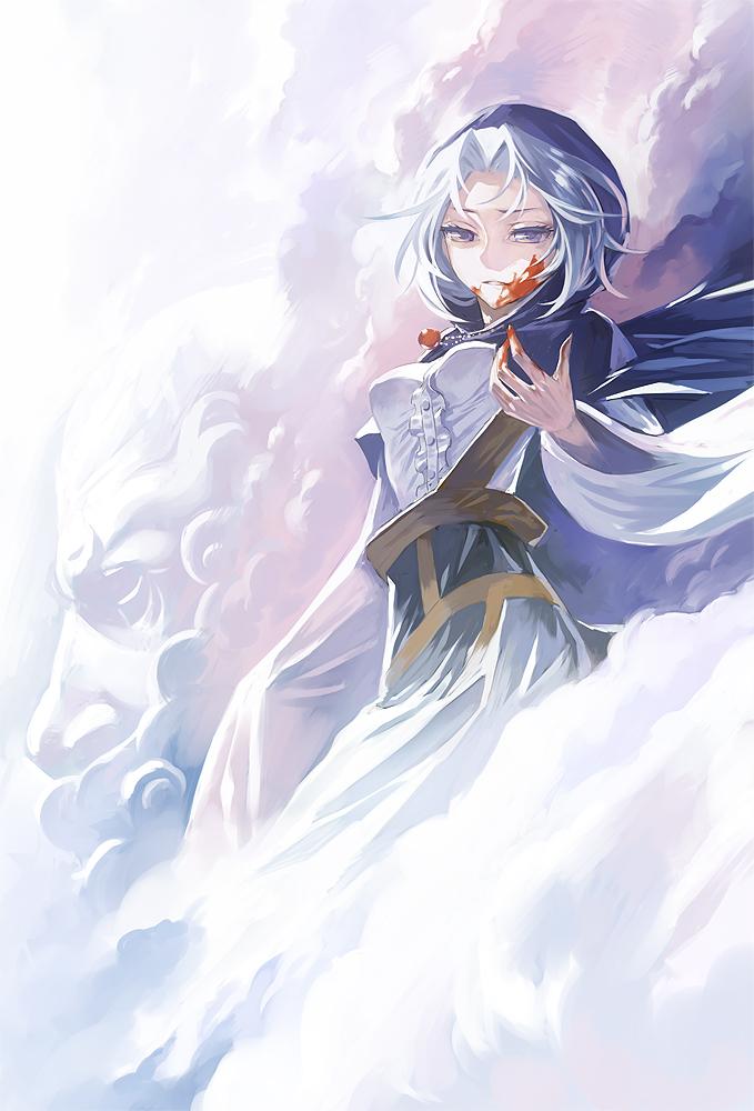 Tags: Anime, Yamamomo, Touhou, Kumoi Ichirin, Unzan, Mobile Wallpaper, Fanart, Ichirin Kumoi