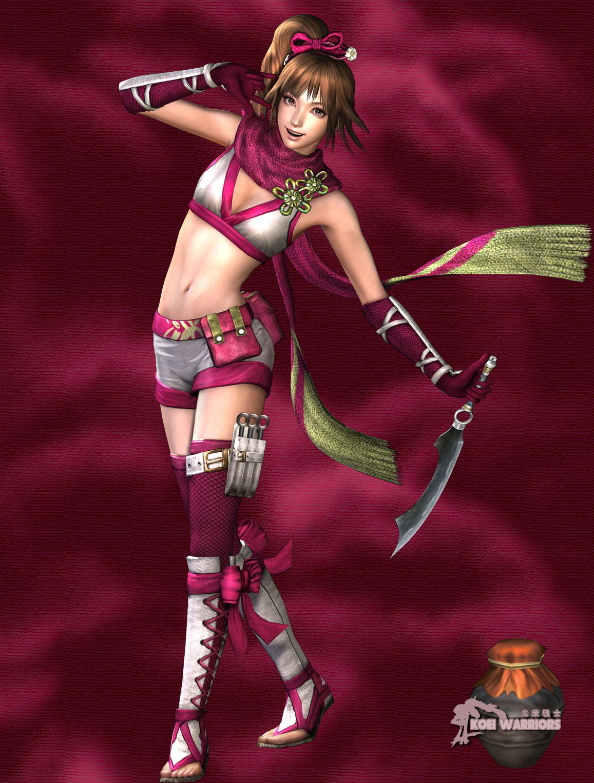 Warriors orochi sexiest female adult scenes