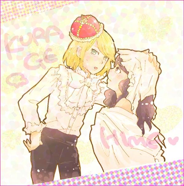 Kuranosuke And Tsukimi Fanfiction Kuragehime (Jellyfish ...