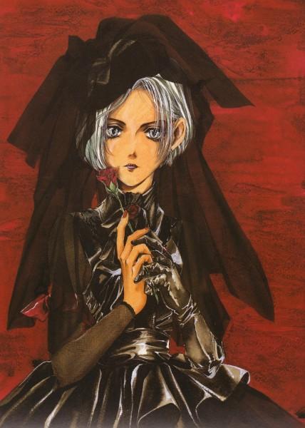 Tags: Anime, Kaori Yuki, Angel Sanctuary, Kurai, Gothic