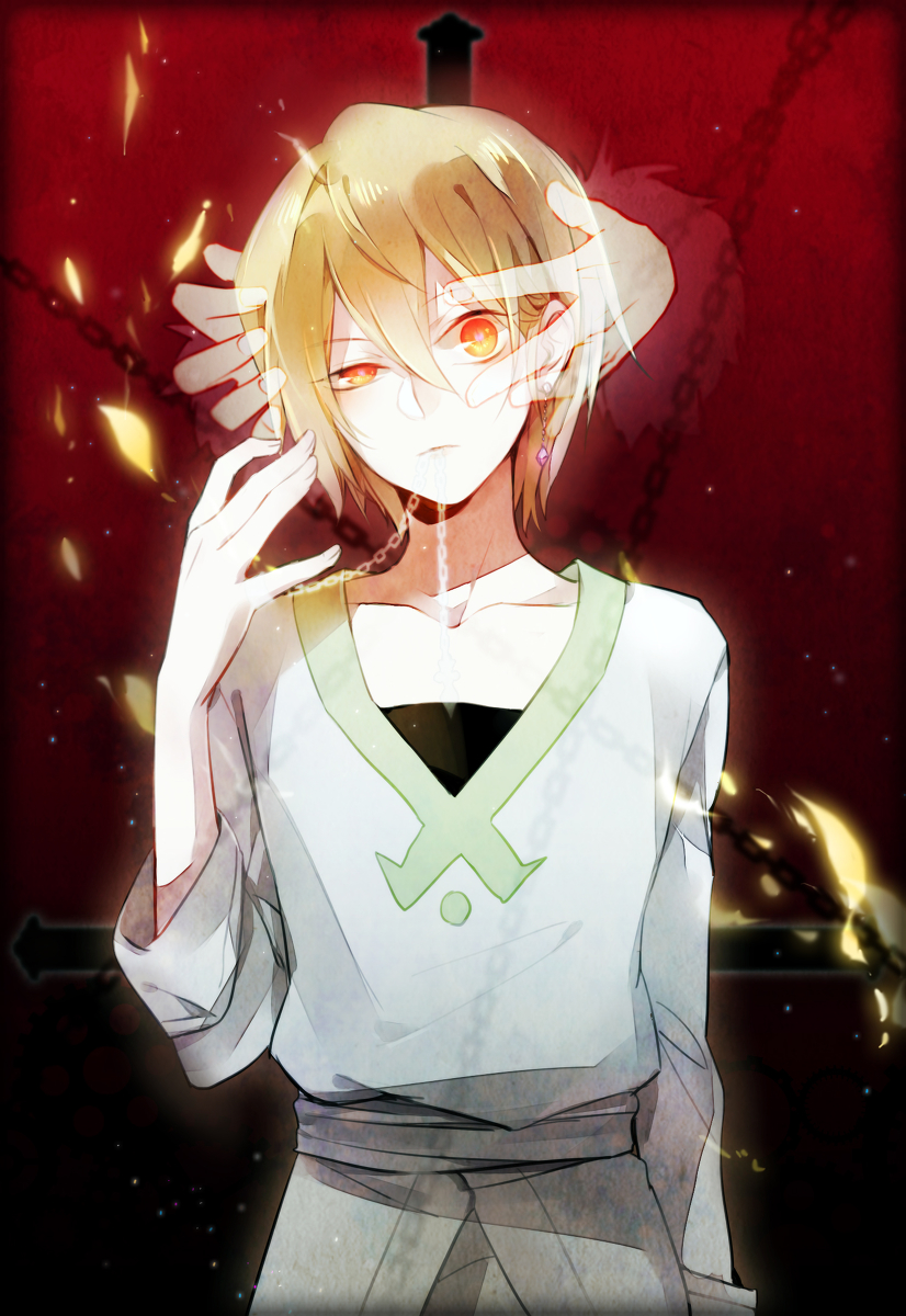 Kurapika Hunter X Hunter Zerochan Anime Image Board