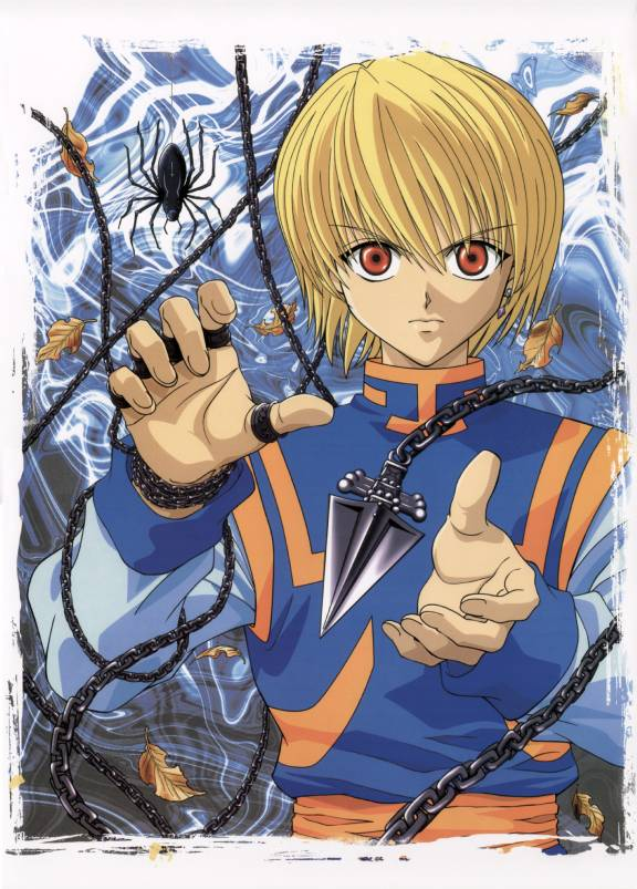 Tags Anime Hunter X Kurapika Spider Mobile Wallpaper Official