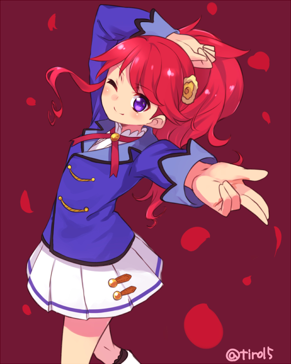 Tags: Anime, Pixiv Id 2418619, Aikatsu!, Kurebayashi Juri, Pixiv, Fanart, Fanart From Pixiv