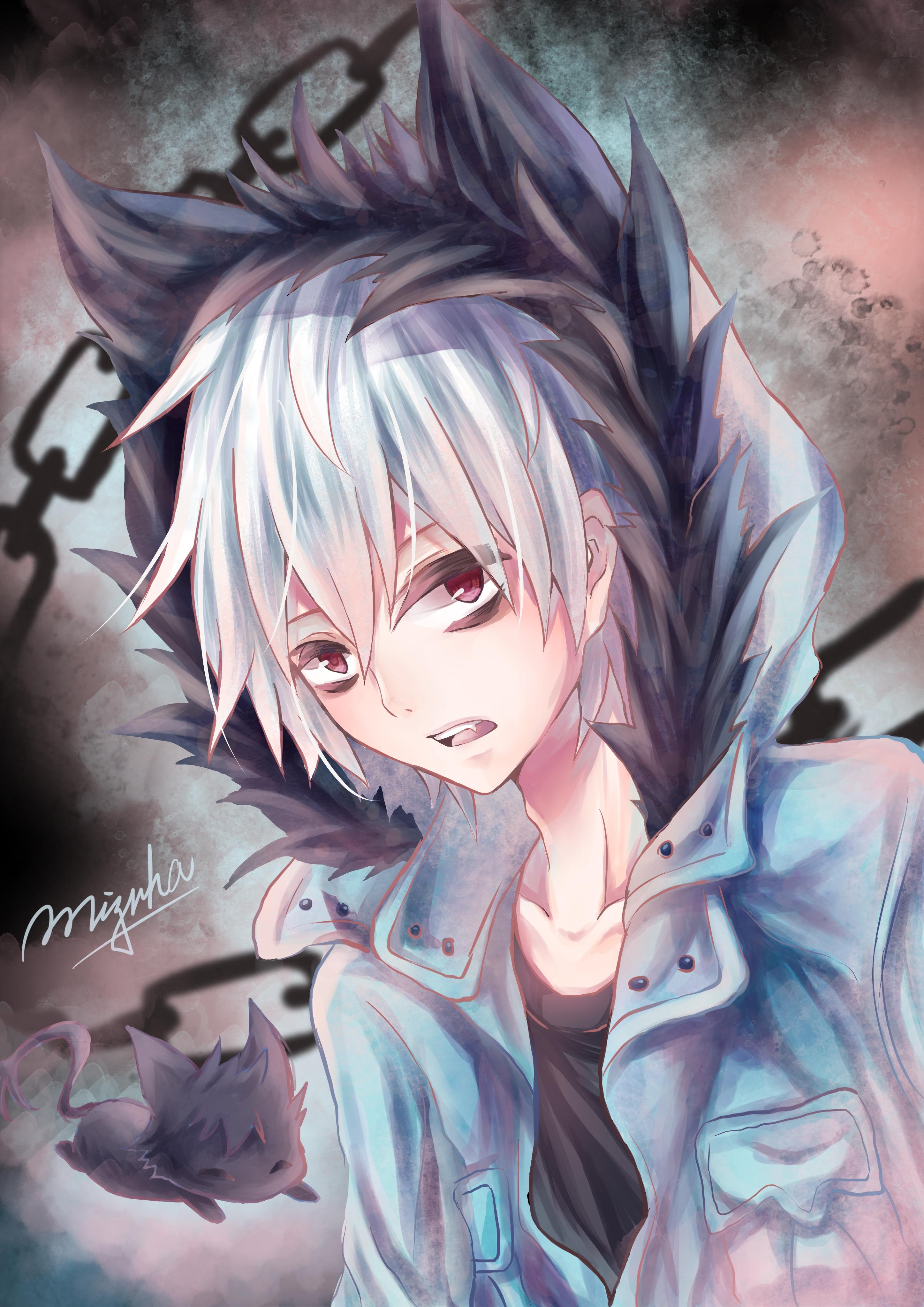 Kuro servamp zerochan anime image board - Fanart anime wallpaper ...