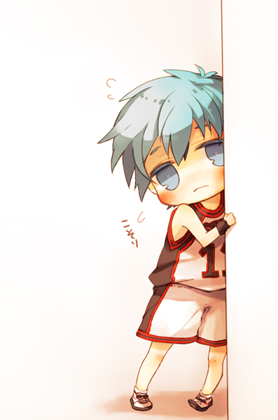 Tags: Anime, Mukkun, Kuroko no Basuke, Kuroko Tetsuya, Fanart From Pixiv, Mobile Wallpaper, Pixiv, Fanart, Seirin High