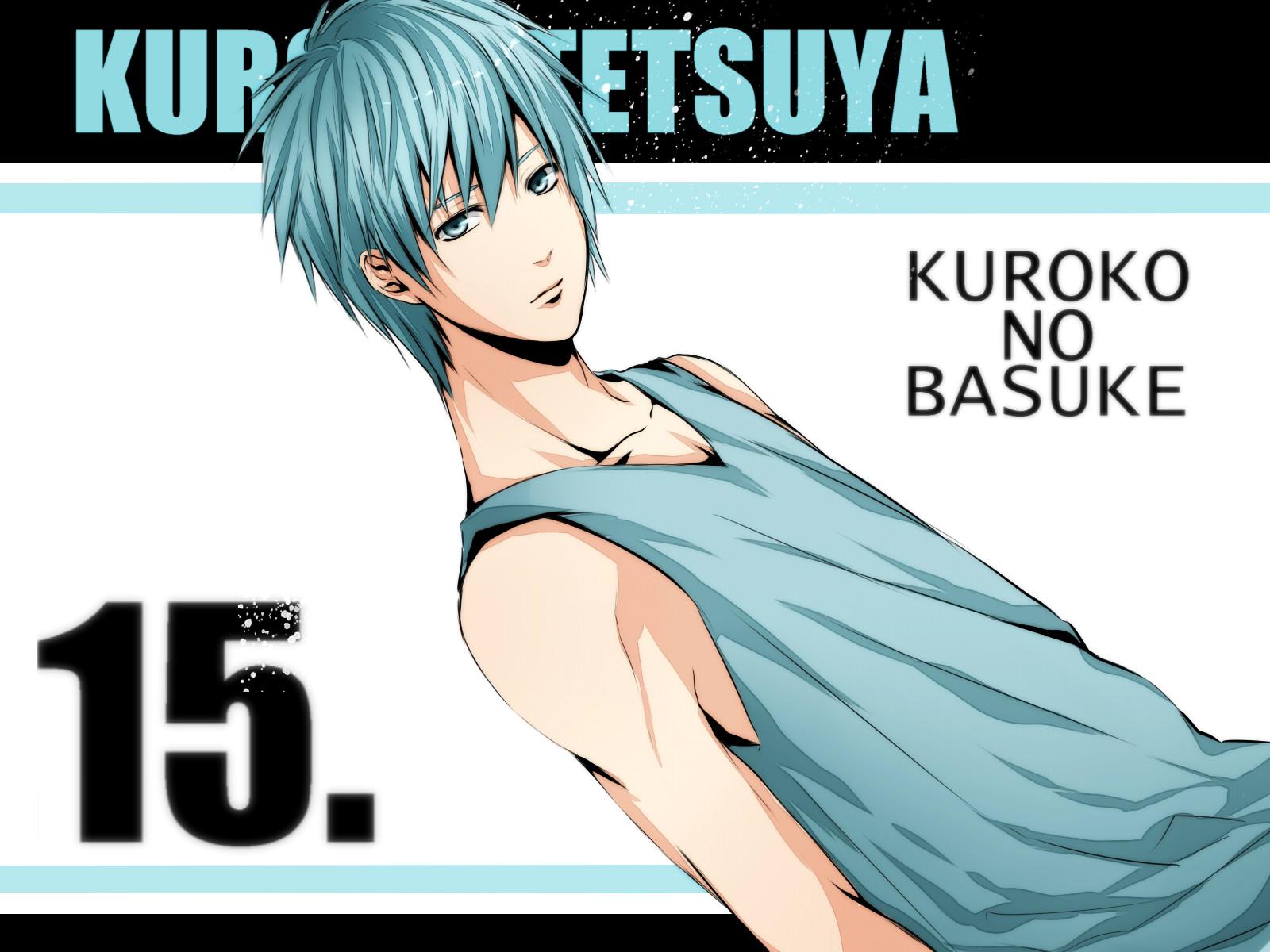 Tags Anime Pixiv Id 2641648 Kuroko No Basuke Tetsuya