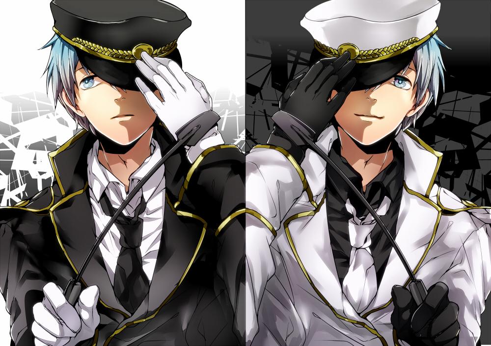 ผลการค้นหารูปภาพสำหรับ kuroko soldier uniform